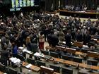 Congresso tem mais um dia tenso entre governo e parlamentares