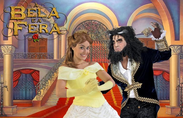 Espetáculo traz a clássica história da Disney (Foto: Divulgação)