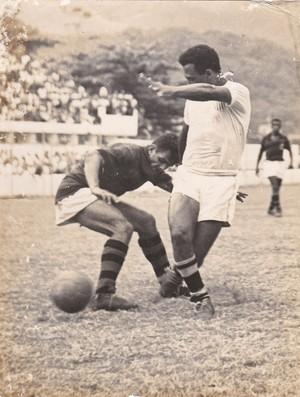 Dida fez 264 gols com a camisa do Flamengo (Foto: Edson Santa Rosa/Arquivo pessoal)