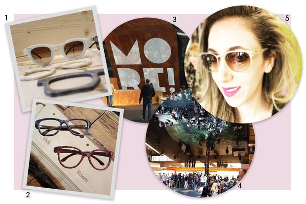 Chantal Goldfinger aponta suas escolhas em feira gigante de eyewear ... fae21c1b9e