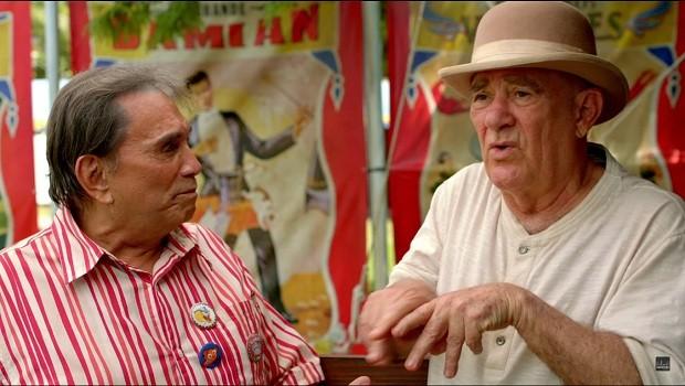 Dedé e Didi em 'Os Saltimbancos Trapalhões: Rumo a Hollywood' (Foto: Divulgação)