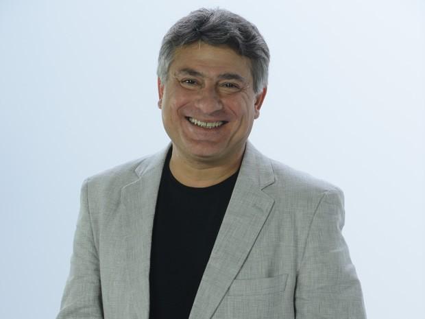 Cléber Machado será um dos entrevistados do Programa do Jô (Foto: Zé Paulo Cardeal/TV Globo)