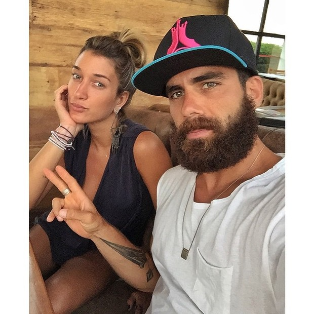 Gabriela Pugliesi e Ricardo Barbato (Foto: Reprodução/Instagram)