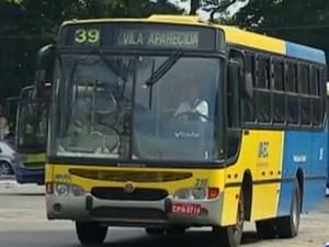 Ônibus do transporte coletivo de Taubaté terão integração a partir de dezembro. (Foto: Reprodução/TV Vanguarda)