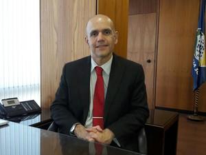 Secretário de Previdência do Ministério da Fazenda, Marcelo Caetano (Foto: Alexandro Martello/G1)