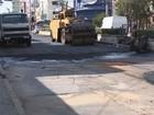 Obra de recapeamento da avenida Rodrigues Alves em Bauru é ampliada