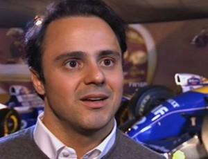 Felipe Massa Williams 2014 (Foto: Reprodução)