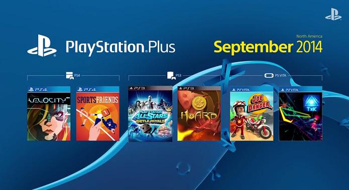 Assinantes da PlayStation Plus receberão os jogos Sportsfriends e Joe Danger em setembro.(Foto: Reprodução/ YouTube)