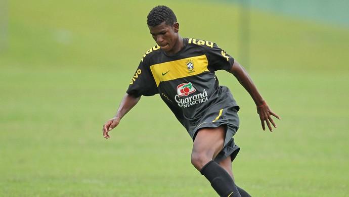 Geferson seleção brasileira (Foto: Rafael Ribeiro/CBF)
