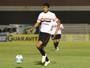 Tiago Marques lamenta chance perdida, mas celebra ponto no Sul
