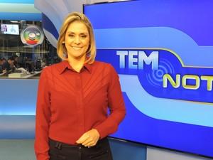 Simone Marquetto, do PMDB, é candidata a prefeita de Itapetininga (Foto: Caio Gomes Silveira/ G1)