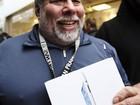 Cofundador da Apple vê 'Jobs' e diz em crítica: 'não recomendo'