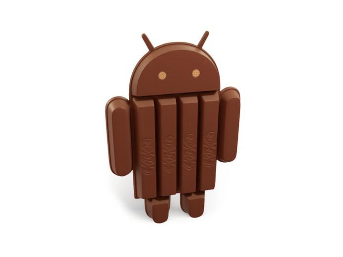 Android KitKat já está no mercado há alguns anos e começa a ficar defasado (Foto: Divulgação/Google)