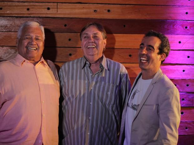 Afonso Abreu recebe convidados no Liverpub nesta quarta-feira (14) (Foto: Divulgação)
