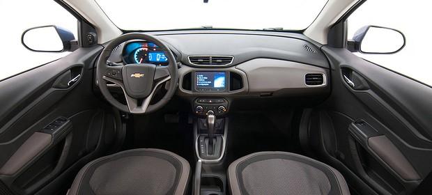 Chevrolet Prisma LTZ Automático (Foto: General Motors)