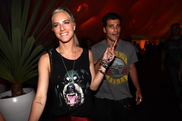Giovanna Ewbank e Bruno Gagliasso (Foto: Iwi Onodera / EGO)