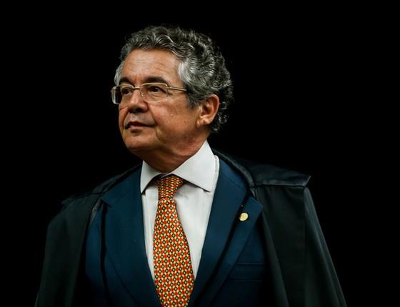 Marco Aurélio Mello,Ministro (Foto: Agência Senado)