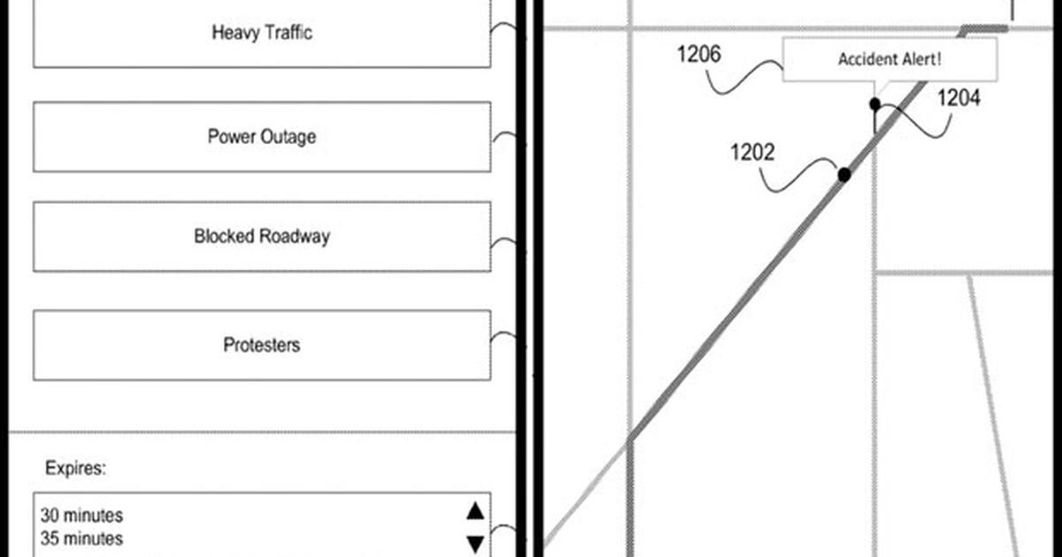 Após perder disputa por Waze, Apple registra patente de mapa colaborativo