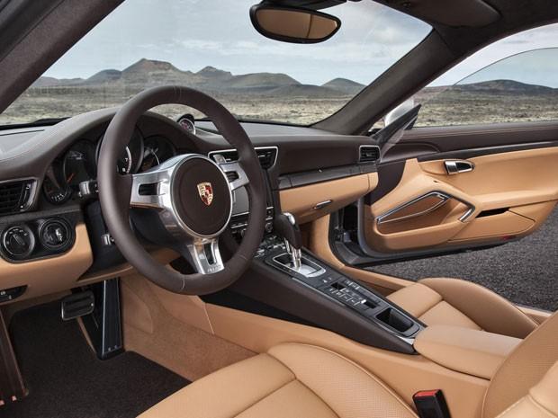 Porsche 911 Turbo (Foto: Divulgação)