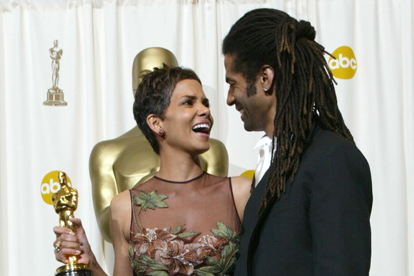 Halle Berry e Eric Benet (Foto: Getty Images)