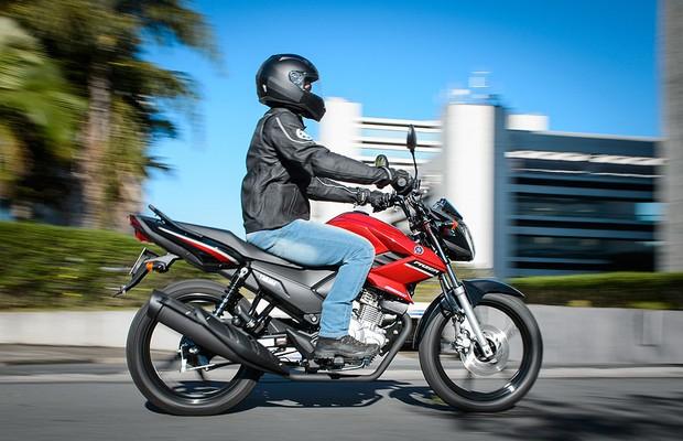 Yamaha Fazer 150 (Foto: Divulgação)