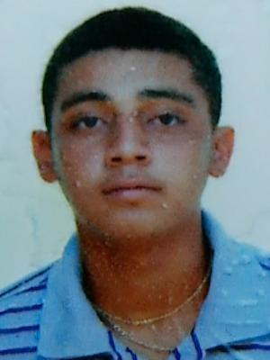 Bruciliano Judson Cardoso tinha 21 anos e morreu com tiros na cabeça e no peito (Foto: Reprodução/Inter TV Cabugi)