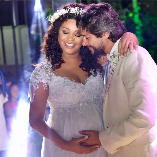 Juliana Alves e Ernani Nunes (Foto: Reprodução/Instagram)