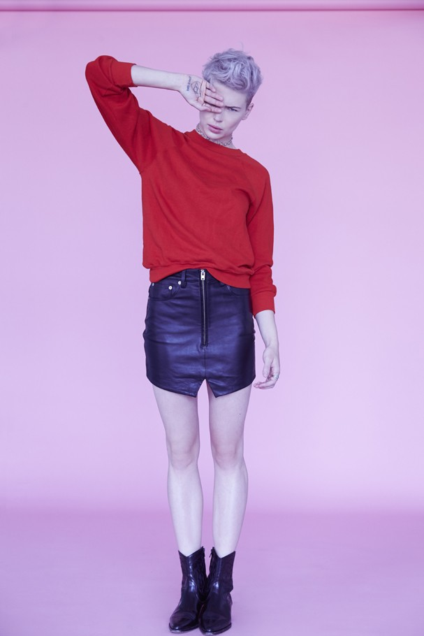 Moda boyish: Inspire-se no guarda-roupa deles para montar um look estiloso (Foto: Yuri Sardenberg e Aninha Monteiro)