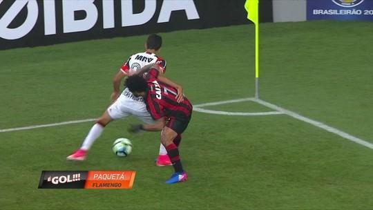 João Lucas, Paquetá, Everton, D. Braz e Jorginho. Assista e vote no abusado!