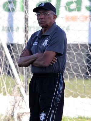 Givanildo Oliveira, treinador do Treze (Foto: Nelsina Vitorino / Jornal da Paraíba)