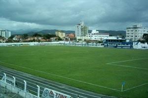 Estádio Renato Silveira, do Guarani de Palhoça (Foto: Divulgação)