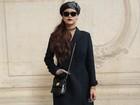 Rihanna, Kate Moss, Uma Thurman e outras famosas vão ao desfile da Dior
