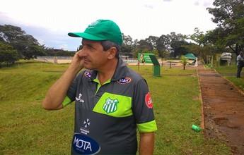 Com zagueiro Luan na lateral direita, Barroso confirma UEC contra Tupi-MG