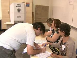Eleições movimentam 1,6 milhão de pessoas na região de Ribeirão Preto (Foto: Reprodução/ EPTV)