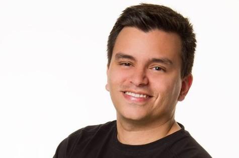 Gustavo Reiz, autor de novelas (Foto: Reprodução)
