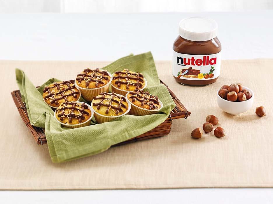 Muffin com Nutella (Foto: Divulgação)