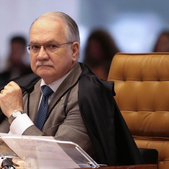 Ministro Edson Fachin (Foto:  José Cruz/ABR)