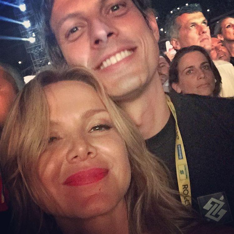 Eliana e Adriano Ricco (Foto: Reprodução/Instagram)