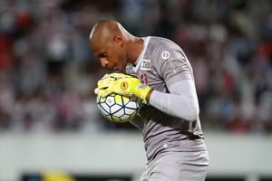 Tiago Cardoso Santa Cruz x Sport Série A (Foto: Marlon Costa / Pernambuco Press)