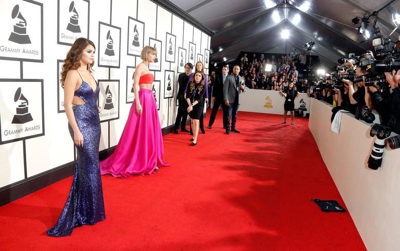 Time's Up: convidados do Grammy vão usar rosas brancas no evento (Foto: Divulgação)