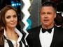 Angelina Jolie bloqueia mensagens do celular de Brad Pitt, diz revista