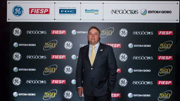 Harry Schmelzer Jr., presidente da Weg (Foto: Fred Chalub/Época NEGÓCIOS)