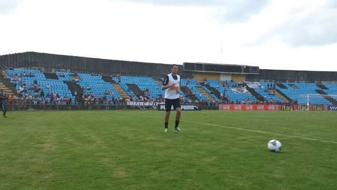 Rever Treino Atlético-mg  (Foto: Fernando Martins )