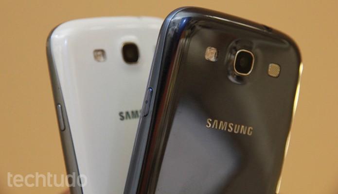 Samsung anuncia a chegada do Android 4.4 KitKat aos Galaxys de 2013 e 2012 (Foto: Allan Melo/TechTudo)