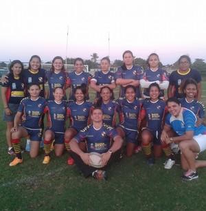 Delta Rugby Super Sevens 2015 (Foto: Reprodução/Facebook)