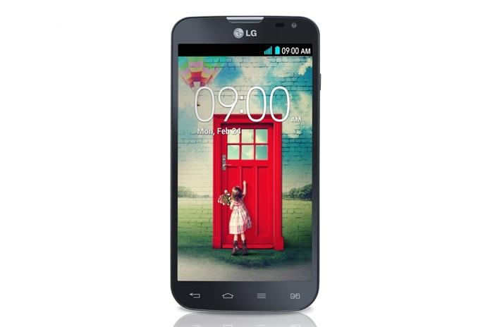 L90 é um smartphone intermediário da LG com Android KitKat e processador quad-core (Foto: Divulgação/LG)