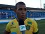 """""""Nós colocamos os pés no chão"""", diz Lambiru após vitória do Tupy-ES"""