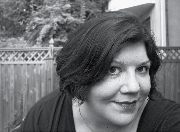 DIVERSIDADE A historiadora americana  Hanne Blank.  Ela diz que não  é homo, nem hétero, nem bissexual   (Foto: divulgação)