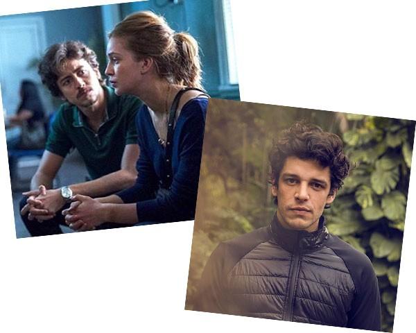 Otto será flagrado no banho com a Isabela, vivida por Marina Ruy Barbosa, que está noiva de Vicente, interpretado por Jesuíta Barbosa (Foto: Reprodução/Instagram/Andre Nicolau)
