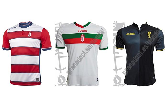 Camisas espanhol Granada